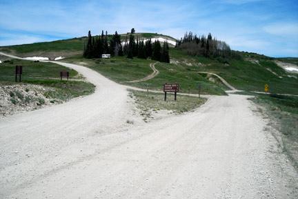 Utah ATV Trails - Apapeen ATV Trail System Trail 56