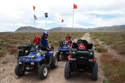 Utah Atv Trails Cricket Mountains Atv Trail Information